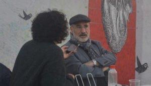 Fernando Aramburu entrevista