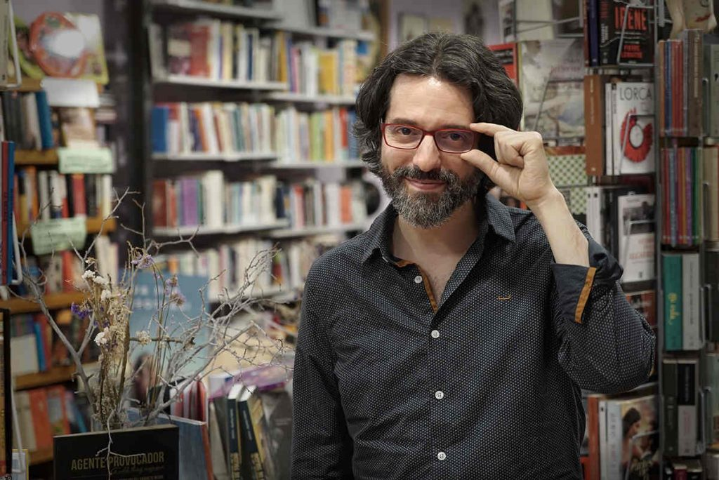 Andrés Neuman, Anatomía sensible, entrevista